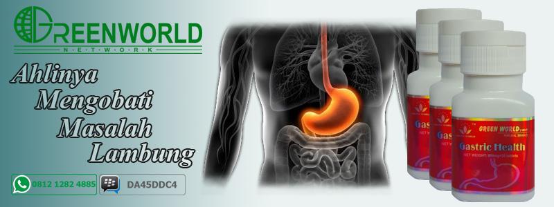 Gastric Untuk Masalah Lambung